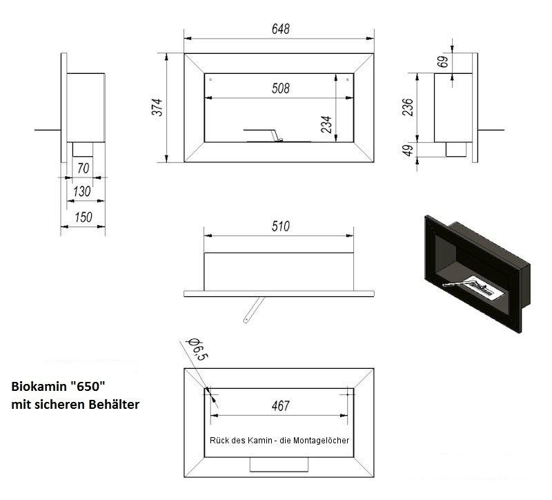 t v gepr ft bio ethanol kamin bio kamin wandkamin sterreich kostenlos versand ebay. Black Bedroom Furniture Sets. Home Design Ideas