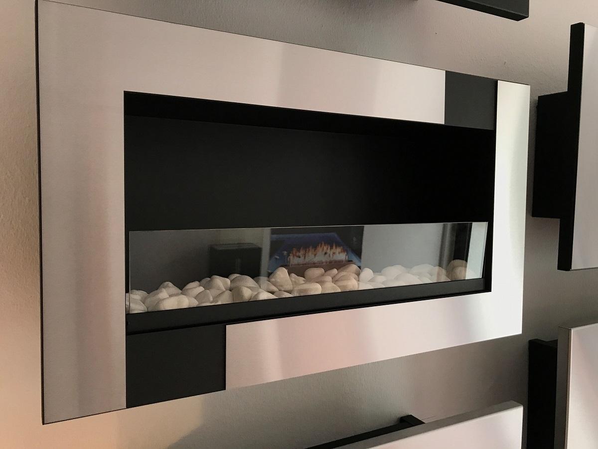 t v gepr ft bio kamin bio ethanol kamin wandkamin chemin e 65 cm mit glasscheibe ebay. Black Bedroom Furniture Sets. Home Design Ideas