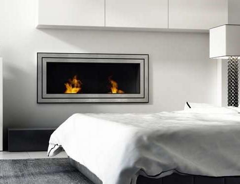 bio ethanol kamin wandkamin kamin gelkamin mit glasscheibe 3 brenner 120x40cm ebay. Black Bedroom Furniture Sets. Home Design Ideas