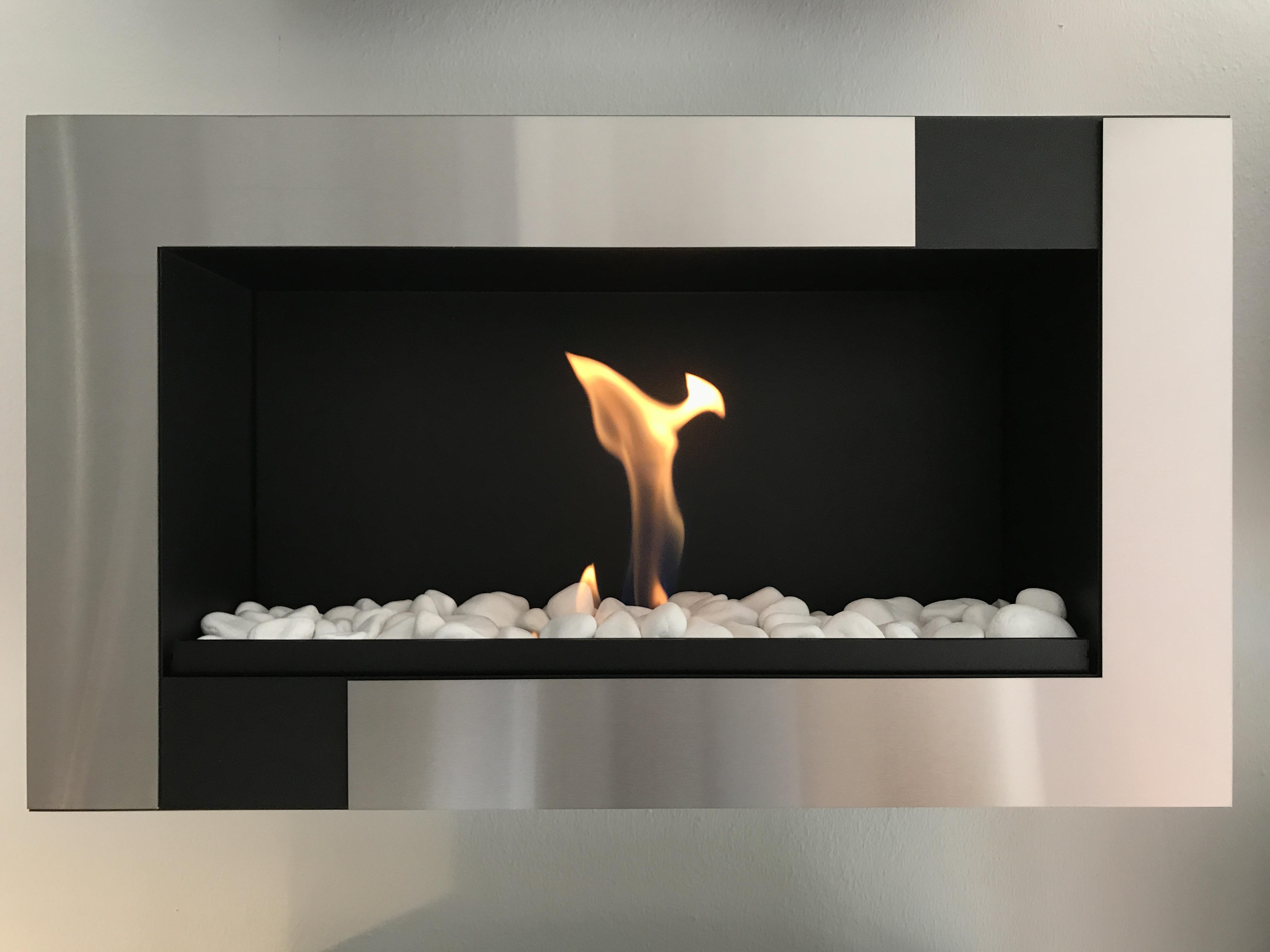 weltlux t v gepr ft bio ethanol kamin wandkamin biokamin studio q 650 mit oder ohne glasscheibe. Black Bedroom Furniture Sets. Home Design Ideas