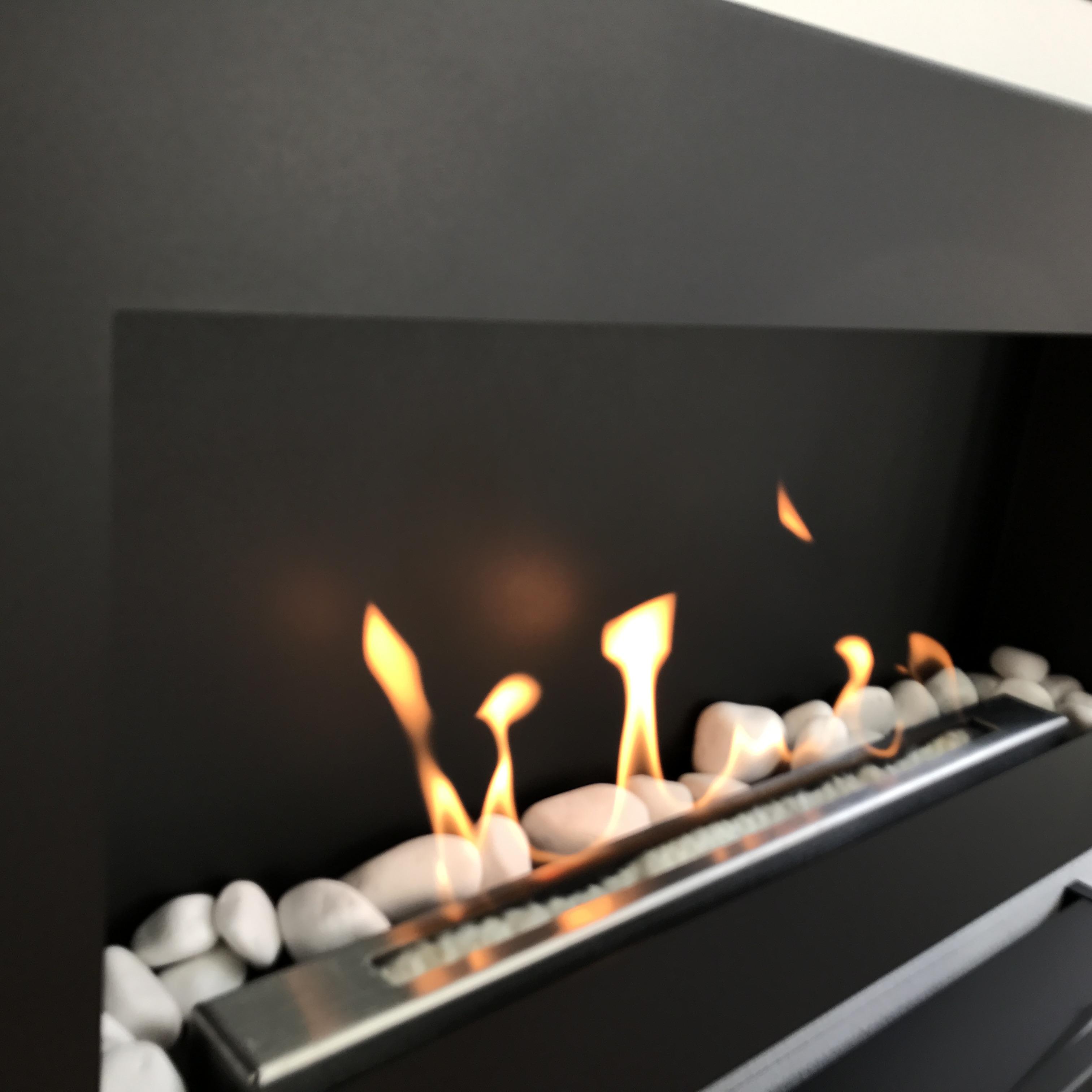 weltlux bio ethanol kamin biokamin model flat 900 schwarz neu. Black Bedroom Furniture Sets. Home Design Ideas