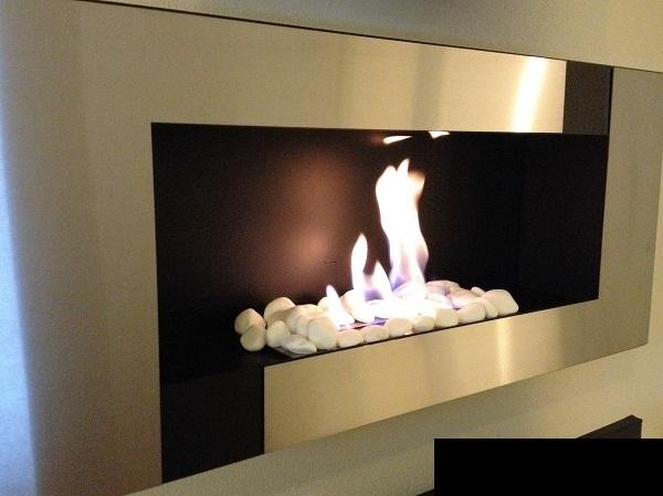weltlux t v gepr ft bio ethanol kamin wandkamin biokamin edelstahl artech q 900 mit oder. Black Bedroom Furniture Sets. Home Design Ideas