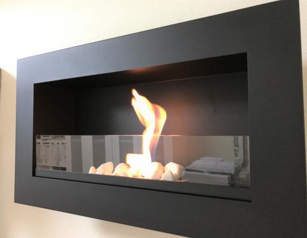 weltlux t v gepr ft bio ethanol kamin wandkamin biokamin studio 650 mit oder ohne glasscheibe. Black Bedroom Furniture Sets. Home Design Ideas